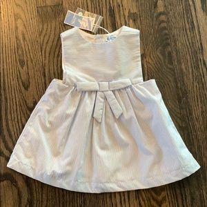 NWT Jacadi baby Girl Dress